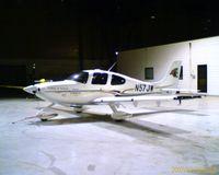 N57JW @ KDET - Western Michigna Aviation N57JW @ KDET - by S Polk