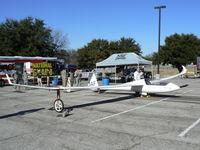 N163AF - USAF Academy Glider at Texas Christian University - Ft. Worth