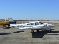 N8329Y @ FTW - At The Vintage Flying Museum