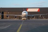 HB-JMK @ VIE - Swiss Airbus A340-300