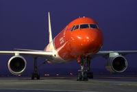 SU-EAJ @ VIE - TNT Tupolev 204