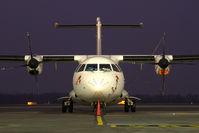 LX-WAB @ VIE - Westair ATR72