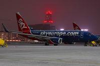 OM-NGK @ VIE - Sky Europe Boeing 737-700