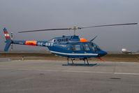 OE-BXT @ VIE - Austrian Government Bell 206