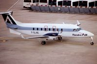 F-GLNE @ LFPO - Flandres Air's B1900D shortly after delivery in 1996