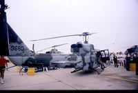 159680 @ KNKX - Taken at NAS Miramar Airshow in 1988 (scan of a slide) - by Steve Staunton