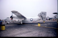 162167 @ KNKX - Taken at NAS Miramar Airshow in 1988 (scan of a slide) - by Steve Staunton