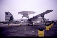 162799 @ KNKX - Taken at NAS Miramar Airshow in 1988 (scan of a slide) - by Steve Staunton