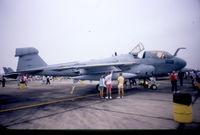 158033 @ KNKX - Taken at NAS Miramar Airshow in 1988 (scan of a slide) - by Steve Staunton