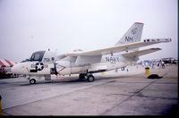 160124 @ KNKX - Taken at NAS Miramar Airshow in 1988 (scan of a slide) - by Steve Staunton