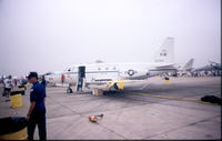 157354 @ KNKX - Taken at NAS Miramar Airshow in 1988 (scan of a slide) - by Steve Staunton