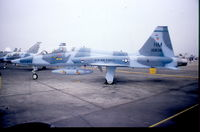 61-0836 @ KNKX - Taken at NAS Miramar Airshow in 1988 (scan of a slide) - by Steve Staunton