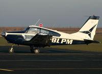 F-BLPM @ LFBH - Parked at the airclub - by Shunn311