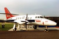N370MT @ EGLF - This Jetstream was displayed at Farnborough 1988 before being delivered to NorthWest Airlink