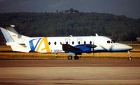 F-GSAH @ LFLC - This aircraft was leased in France but eventually returned as N50YV