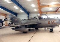 N17KM @ 5T6 - At War Eagles Air Museum, NM
