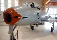 132028 @ 5T6 - At War Eagles Air Museum, NM - by Zane Adams