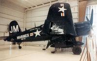 N53JB @ 5T6 - At War Eagles Air Museum, NM - by Zane Adams