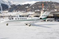 D-IKJS @ LSZS - Cessna CJ-2 - by Andy Graf-VAP