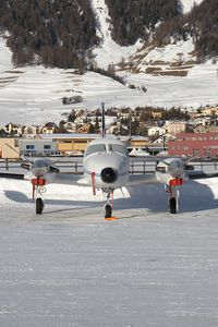 EC-GGF @ LSZS - Piper PA-23 - by Andy Graf-VAP