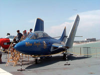 147276 - On the USS Lexington - by Zane Adams