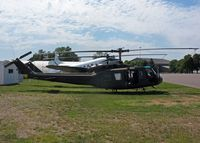 65-10077 @ MSP - Bell UH-1H, Minnesota Air National Guard Museum - by Timothy Aanerud