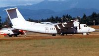 P2-ANN @ YXX - Seen at Abbortsford in 1998 after completing service with Air Niugini - subsequently became c-GGEV  first with Voyageur Airways and then Air Tindi