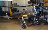 N47621 @ DTO - Fine Restoration Project! USAAF 41-20760