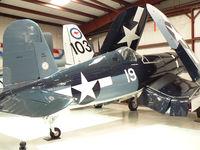 92399 @ ADS - At Cavanaugh Flight Museum - by Zane Adams