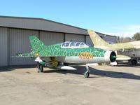 N1121M @ ADS - At Cavanaugh Flight Museum