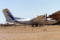 N701AC @ 34AZ - pictured in 2001 at its base in Chandler Memorial AZ - this aircraft was sold in the Phillipines as RP-C2996