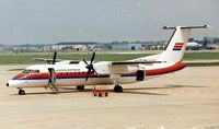 N430AW @ ORD - This registration was previously operated , for a short period of 20 months , by A Dash 8 cn 279