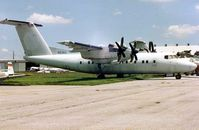 N53RA @ FXE - This Registration was previously worn by Dash 7 cn 71 - seen here at Ft.Lauderdale Executive in 1991 - subsequently became N171CL