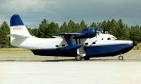 N7025J @ EYW - Classic Seaplane at Key West in 1991