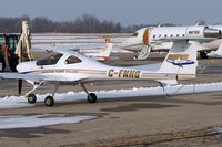 C-FNHO @ YXU - Parked by Diamond Flight Centre. - by Mark Kryst - YXUphoto