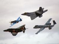 72-0162 @ KLSV - Aviation Nation 2007 / Air Combat Command Heritage Flight