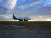N905FR @ DEN - Frontier Airlines