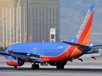 N435WN @ KLAS - Southwest Airlines / 2003 Boeing 737-7H4 - by Brad Campbell
