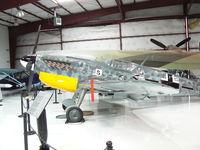 N109GU @ ADS - At Cavanaugh Flight Museum