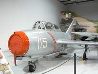 N115PW @ ADS - At Cavanaugh Flight Museum