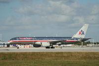 N660AM @ KMIA - Boeing 757-200 - by Mark Pasqualino