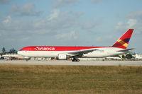 N948AV @ KMIA - Boeing 767-300 - by Mark Pasqualino