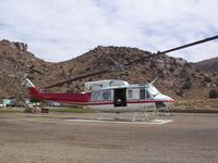 C-GRNR @ L05 - at Kernville Helitack Base - by Matt Jurach