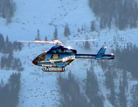 OE-XWH - This photo was taken at 6000 feet from the mountain peak above Zell am Zee
