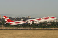 3B-NAY @ YSSY - Air Mauritius A340-300 - by Andy Graf-VAP