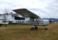 D-EEJP @ QFB - Reims-Cessna F150G - by J. Thoma