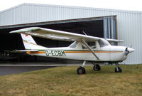 D-ECBM @ QFB - Reims-Cessna F150G - by J. Thoma