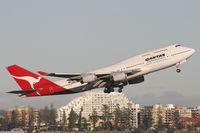 VH-OJM @ YSSY - Qantas 747-400 - by Andy Graf-VAP