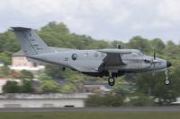 M41-01 @ WMSA - Malaysia - Air Force B200 - by Andy Graf-VAP