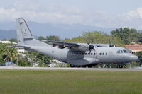 M44-04 @ WMSA - Malaysia - Air Force CASA CN-235 - by Andy Graf-VAP